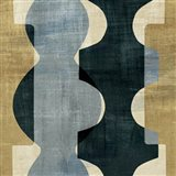 Geometric Deco I Art Print