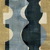 Geometric Deco II Art Print