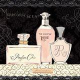 Les Parfum I Art Print