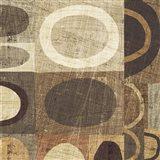 Modern Geometric Neutral II Art Print