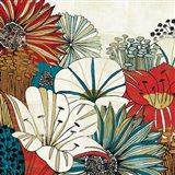 Contemporary Garden I Art Print