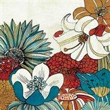 Contemporary Garden II Art Print