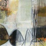 Abstract Pebble I Art Print