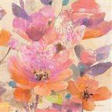 Vibrant Crop II Art Print