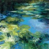 Water Lilies II Art Print