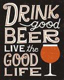 Craft Beer III Art Print