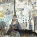 Eiffel Tower Neutral Art Print
