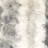 Gray Circles I Art Print