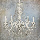 Luxurious Lights II Art Print