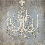 Luxurious Lights III Art Print