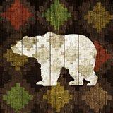 Southwest Lodge - Bear Art Print