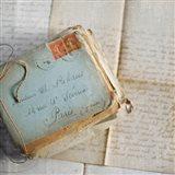Love Letters I Art Print
