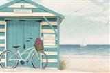 Beach Cruiser I Art Print
