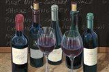 Wine Spirit I Art Print