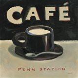 Coffee Spot I Art Print