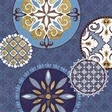 Mediterranean Blue II Art Print