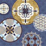 Mediterranean Blue III Art Print