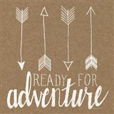 Ready for Adventure Art Print