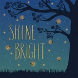 Twilight Fireflies II Art Print