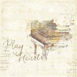 Musical Gift III Art Print