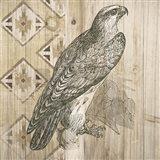 Natural History Lodge V Art Print