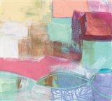 Fun Colors I Cool Chromatic Art Print