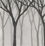 Spring Trees Greystone I Art Print