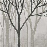 Spring Trees Greystone II Art Print