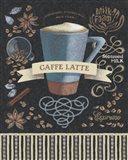 Caffe Latte Art Print