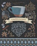 Cappuccino Art Print