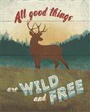 Discover the Wild II Art Print