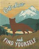 Discover the Wild III Art Print