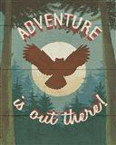 Discover the Wild IV Art Print