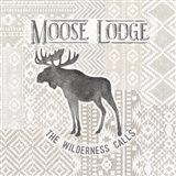 Soft Lodge IV Art Print