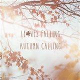 Autumn Calling I Art Print