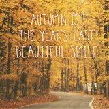 October Color I Art Print