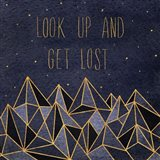 Written in the Stars II Art Print