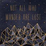 Written in the Stars IV Art Print