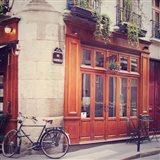 Rue Chanoinesse Art Print