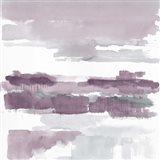 Amethyst Wetlands Art Print