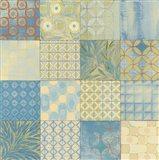 16 Blocks Art Print