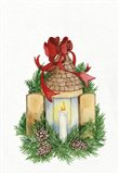 Holiday Lantern IV Art Print
