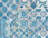 Istanbul Tiles Art Print