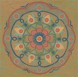 Lakai Circle IV Art Print