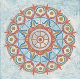 Lakai Circle V Art Print