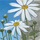 Summer Garden I Art Print