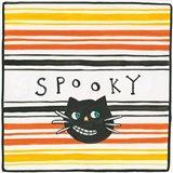 Halloween Spooky Cat Art Print