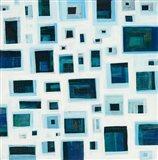 Harbor Windows IV Art Print
