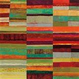 Fields of Color IX Art Print