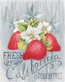 American Berries I Art Print